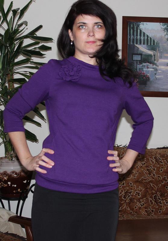 Пуловер «второй»