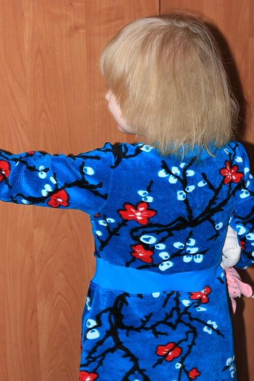 платье детское от kalinkamalinka