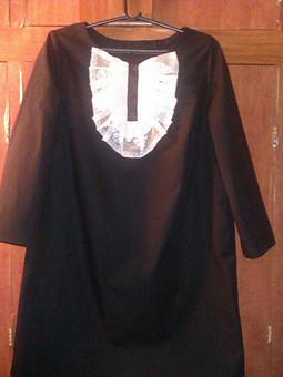 Работа с названием Платье МИНИ