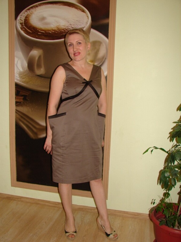 Платье скарманАми