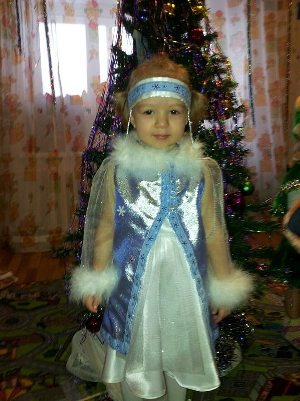 Маленькая зимушка-зима от mushkina