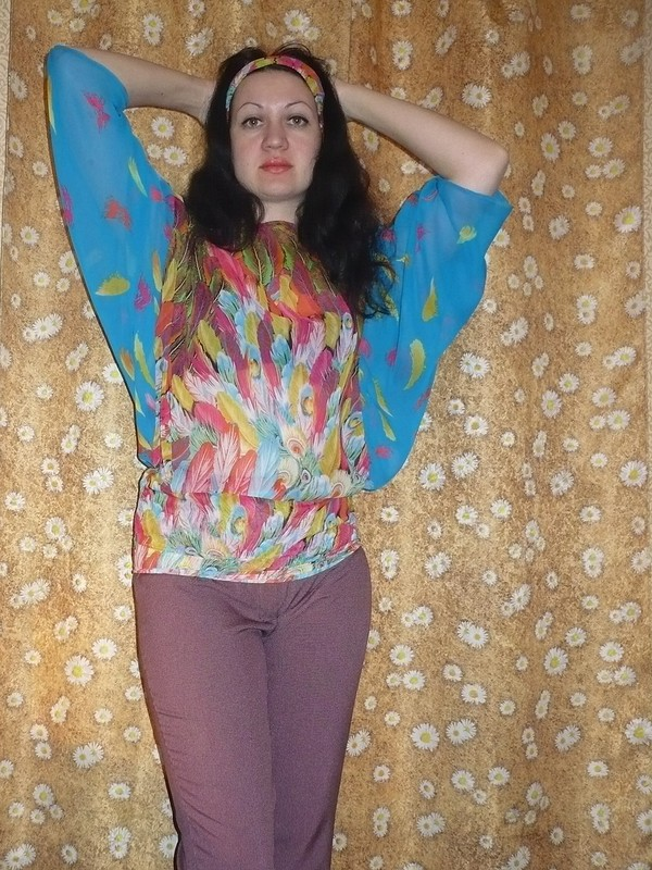 Мои первые одежки