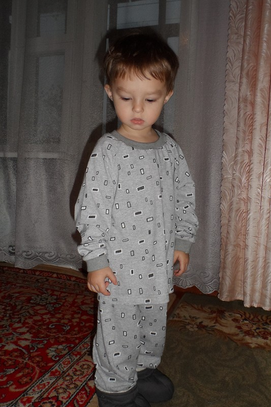 пижамка длямалыша от Anna ANG8