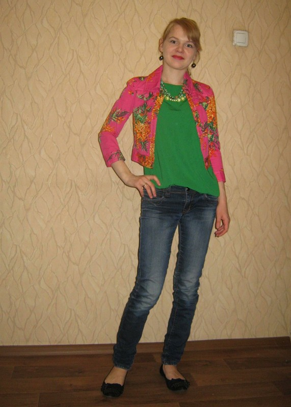 Лёгкая блузка-топ. от Halenka