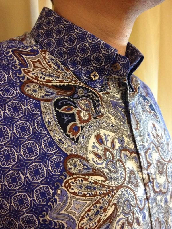 Интересный принт - Интересная рубашка