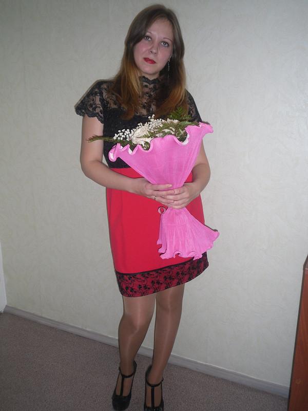 Платье из2-х журналов