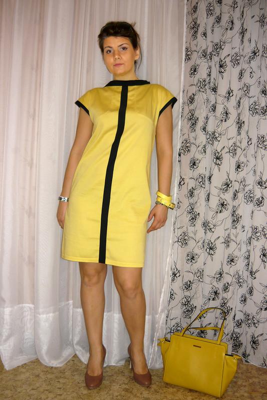 желтое платье от YuliaЮлия