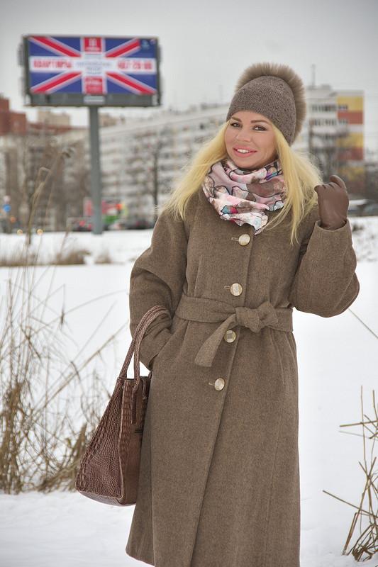 Зимнее ретро от YliaM