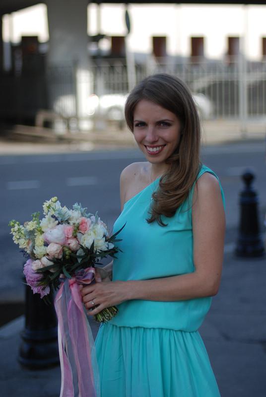 Наряд навторой день свадьбы! от Victoria Lobanova
