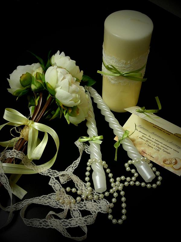Свадебные аксессуары 2 от Murashka