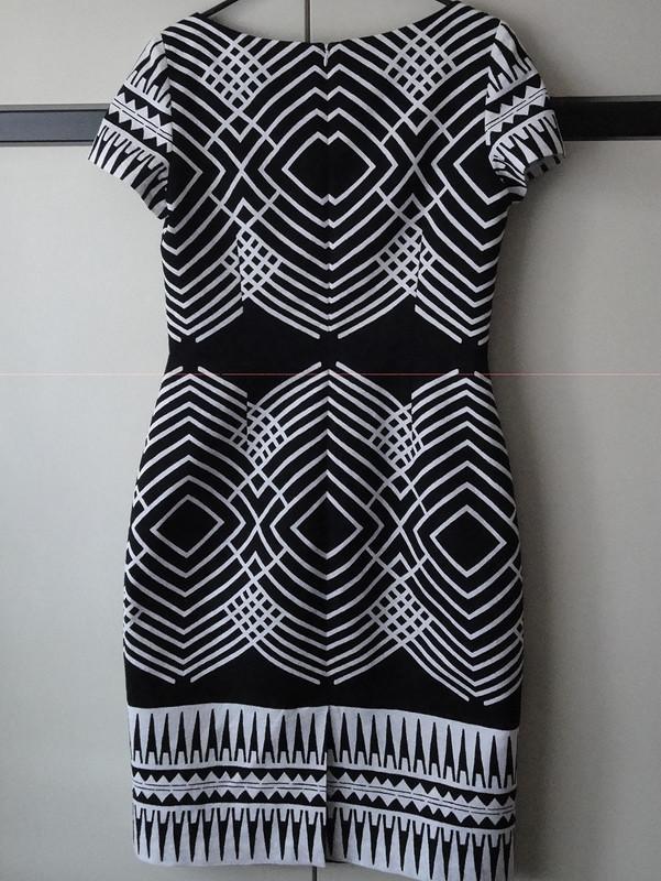 Геометрическое платье от Анжела LC