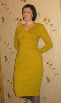 Платье 103 5/9 от Булавина Людмила