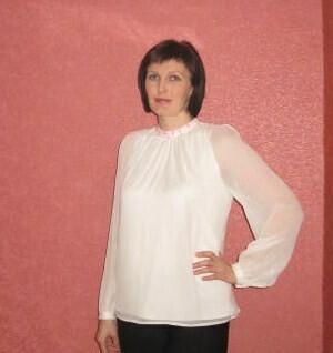 Блузка 103 B 11/13 от Булавина Людмила