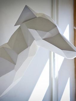 Работа с названием 3D и минимализм в интерьере