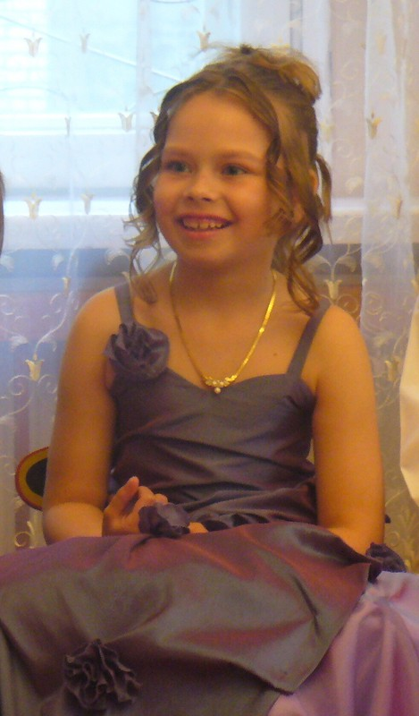 платье дочке навыпускной от Веснушка1979