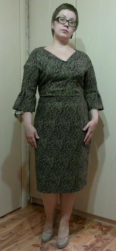 Спорное платье 03/2014