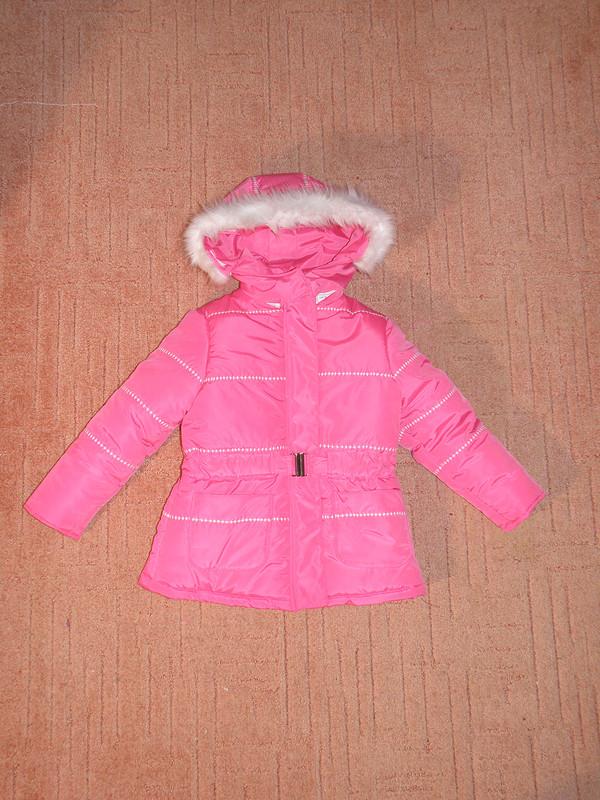 Куртка зимняя надевочку от Лииля