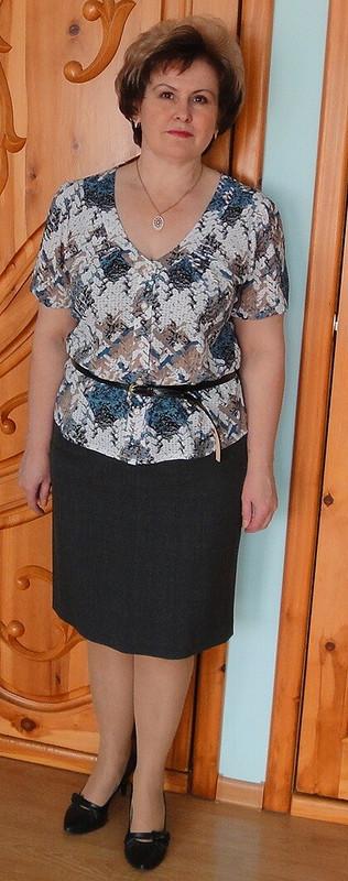Непобедимая блузка