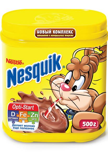 NESQUIK® OPTI-START