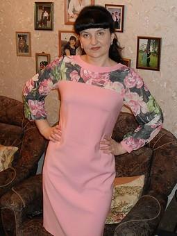 Работа с названием Платье на день рождения или привет весне!!!