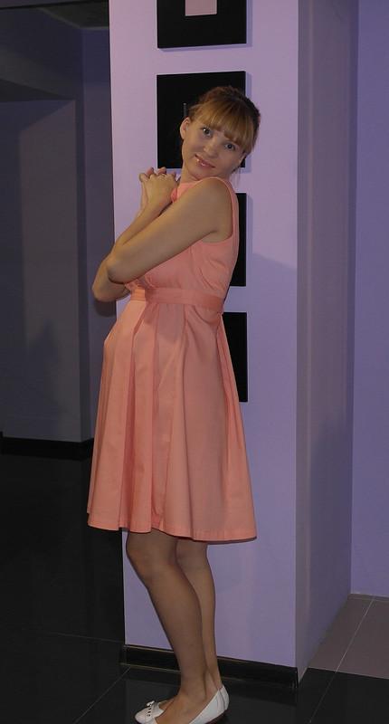 платье дляживотика от Князева Людмила