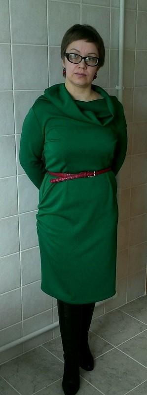 Смешное платье.