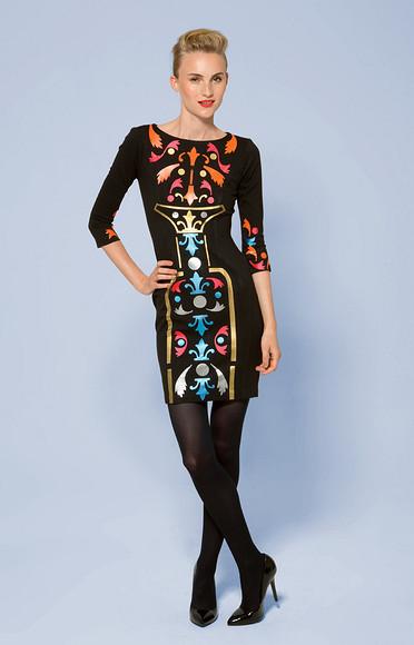 Как декорировать маленькое черное платье