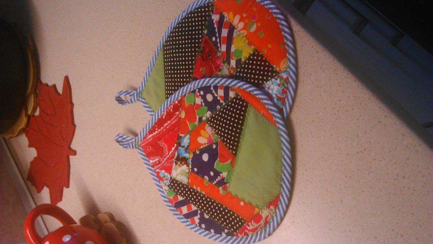 Мои пошивушки .