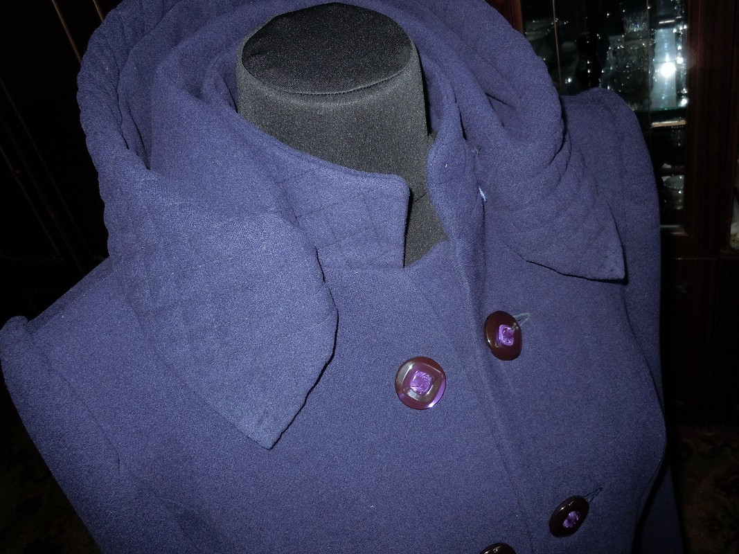 Пальто изжакета
