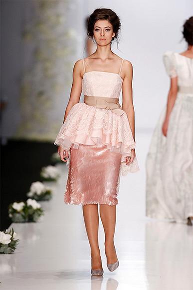 Модные ткани наMercedes-Benz Fashion Russia
