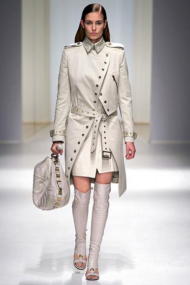 Плащ, тренч или летнее пальто?