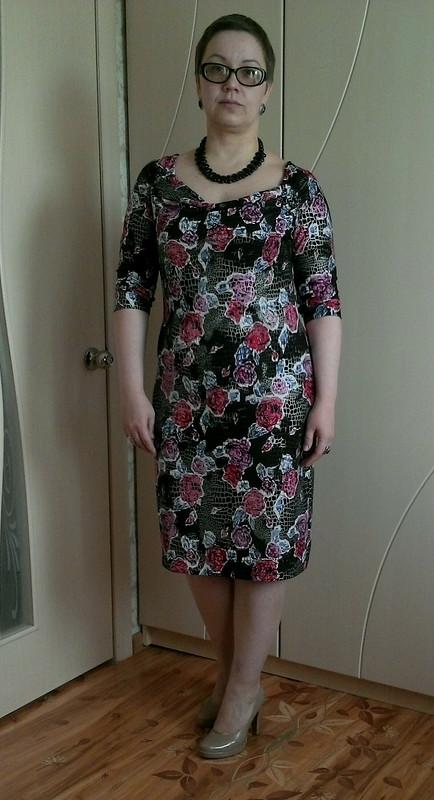 Майское платье.