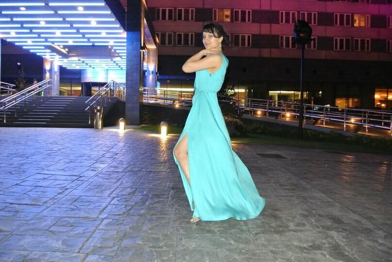 Какое увашей жены платье красивое! от Psu6a