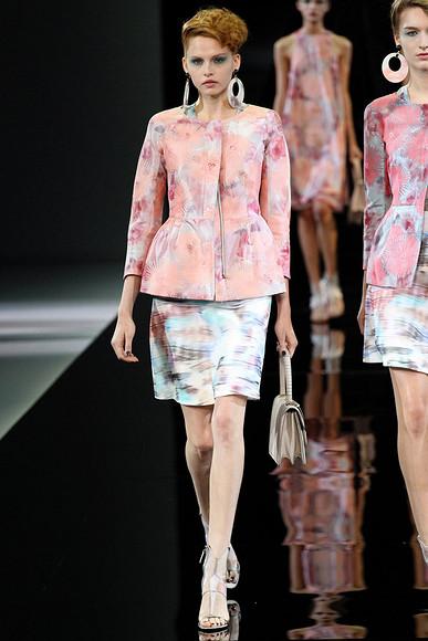 Модные жакеты весна/лето 2014