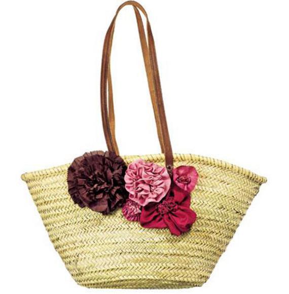 Букет цветов длялетней сумки