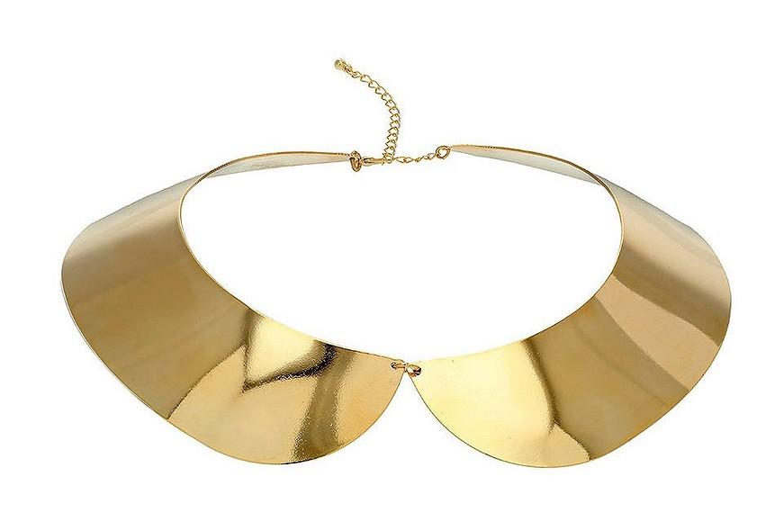 Как сделать воротник-ожерелье своими руками
