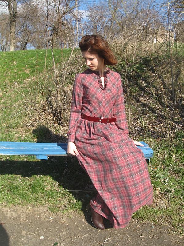 Платье 19-го века