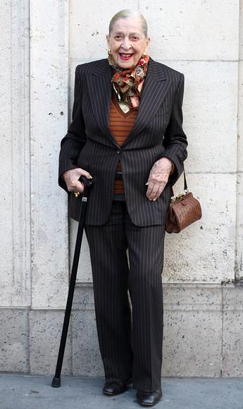 Элегантный возраст