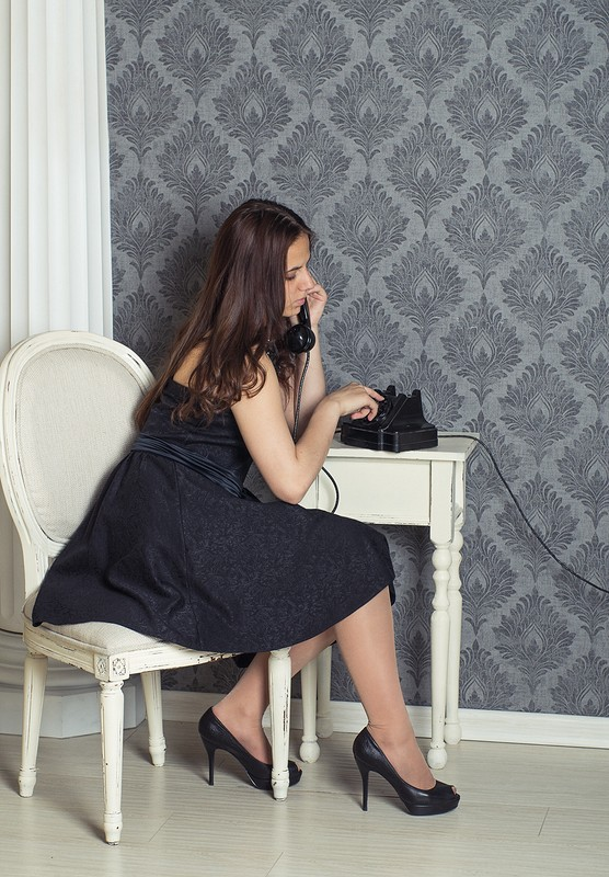 «Мама, мне нужно черное платье!»