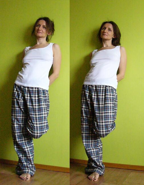 пижамные брюки от muha_nata