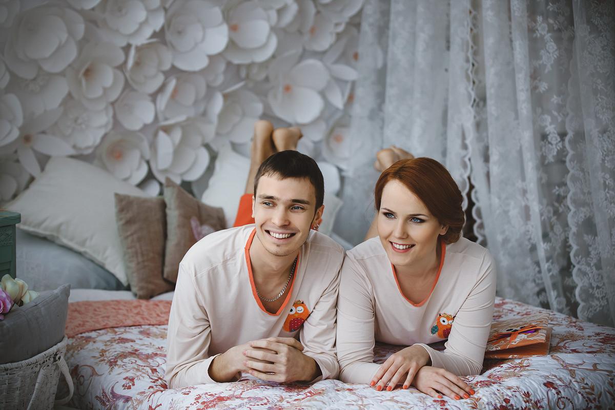«Свадебные пижамы» от Катерина Терехина