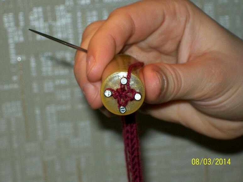 Плетение шнура