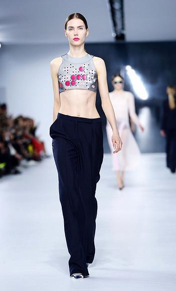 Круизная коллекция Christian Dior 2014″ class=