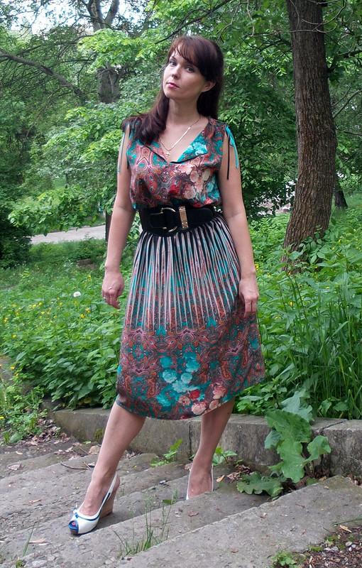 Платье 4/2014 от MarinaFranchuk