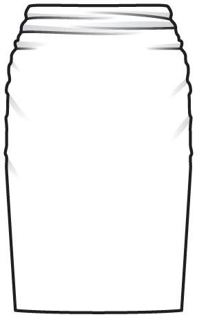 Бесплатная выкройка летней юбки
