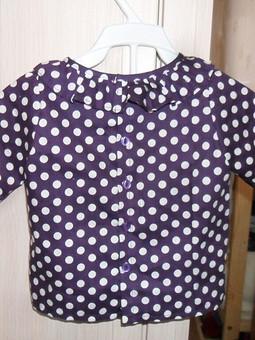 Работа с названием Блузы для девочек