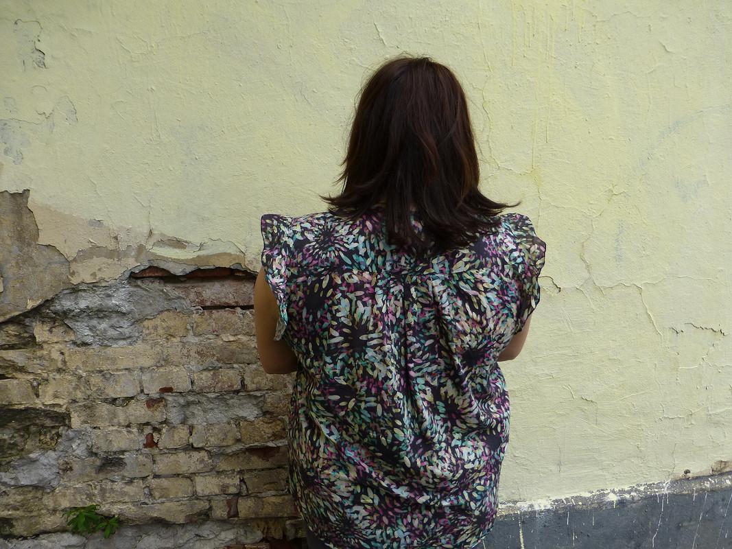 Любимая блузка