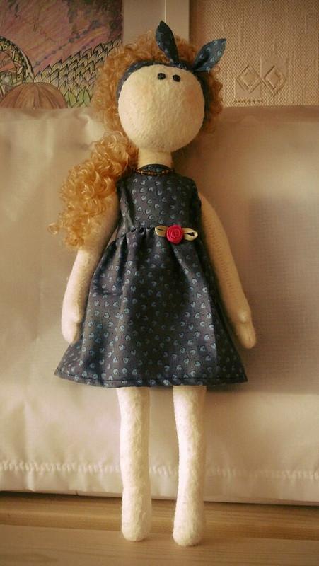 Милая куколка