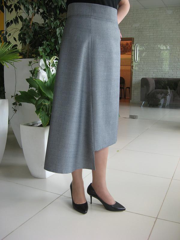 Альтернатива юбке-карандаш от Svetlana P