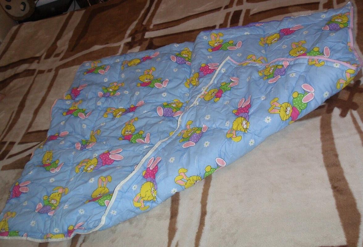 Первое ипятое.Страна детских одеялок.